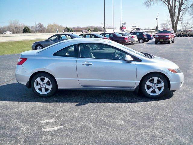 2007 Honda Civic EX 2dr Coupe (1.8L I4 5M) - Depere WI