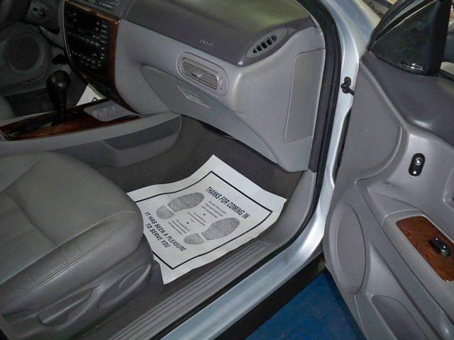 2003 Mercury Sable LS Premium 4dr Sedan - Depere WI