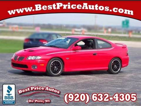 2006 Pontiac GTO for sale in Depere, WI