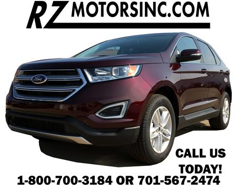 2017 Ford Edge for sale in Hettinger, ND