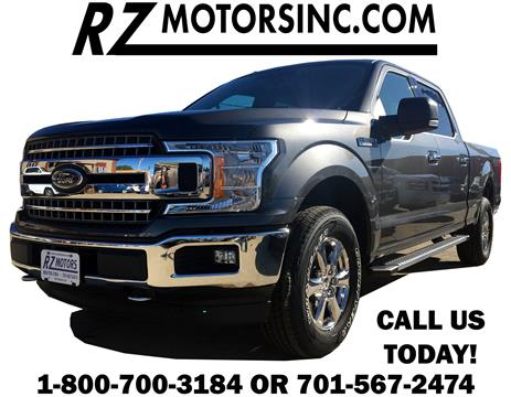 2018 Ford F-150 for sale in Hettinger, ND