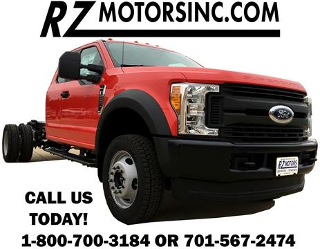 2017 Ford E-Series Chassis for sale in Hettinger, ND