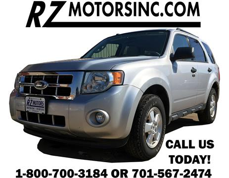 2012 Ford Escape for sale in Hettinger, ND