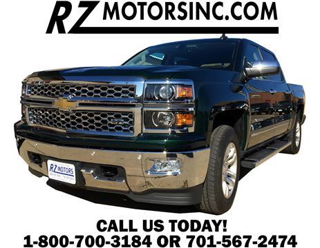 Chevrolet for sale in hettinger nd for Rz motors inc hettinger nd
