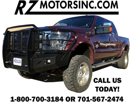 2012 Ford F-250 Super Duty for sale in Hettinger, ND