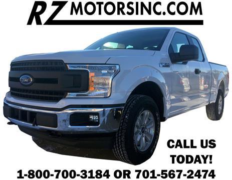 Pickup trucks for sale in hettinger nd for Rz motors inc hettinger nd