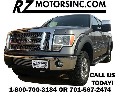 Ford trucks for sale in hettinger nd for Rz motors inc hettinger nd