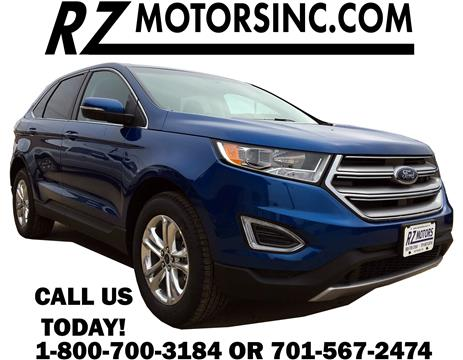 Ford edge for sale in north dakota for Marketplace motors devils lake nd