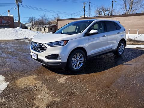 2019 Ford Edge for sale in Hettinger, ND