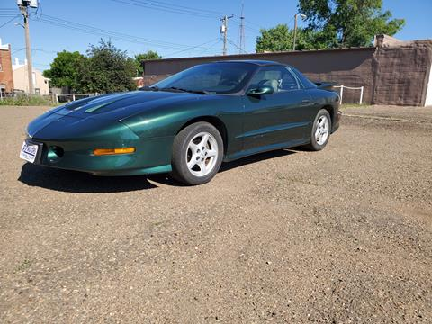 1996 Pontiac Firebird for sale in Hettinger, ND