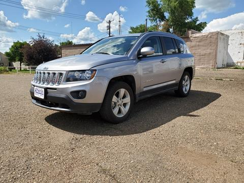 2017 Jeep Compass for sale in Hettinger, ND