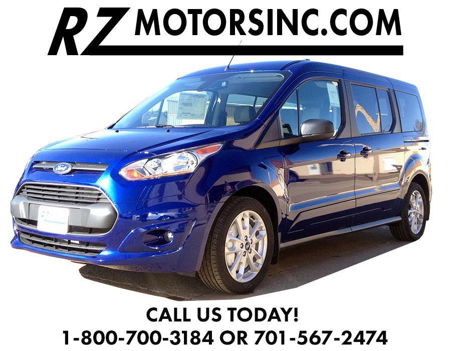 2016 ford transit connect wagon xlt 4dr lwb mini van w for Rz motors inc hettinger nd