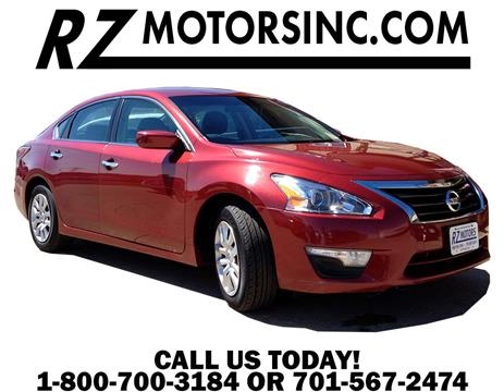 2015 Nissan Altima for sale in Hettinger, ND
