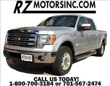 2013 ford f 150 for sale north dakota for Marketplace motors inc devils lake nd