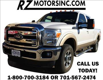 Used ford f 250 super duty for sale north dakota for Marketplace motors devils lake nd