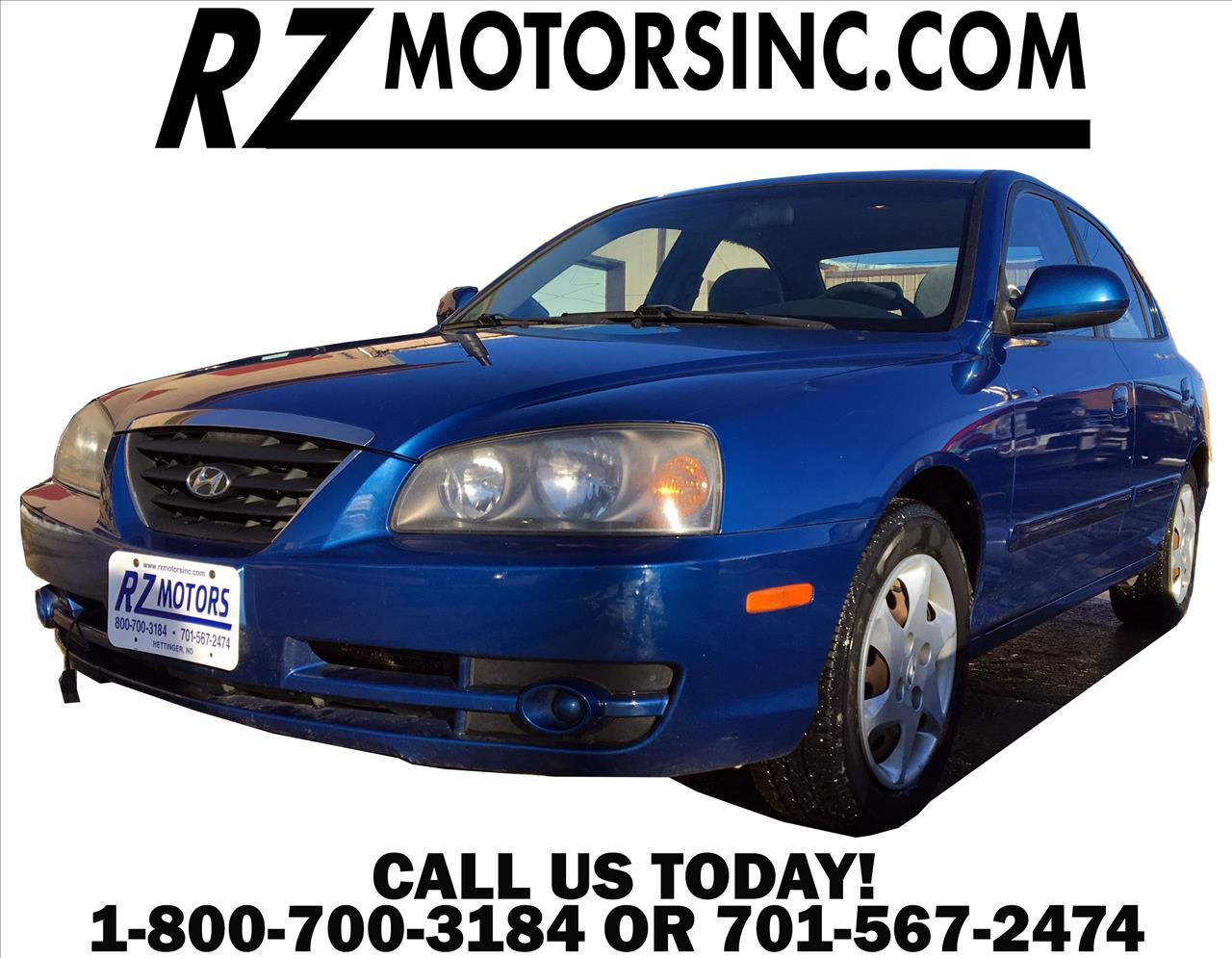 rz motors inc used cars hettinger nd dealer
