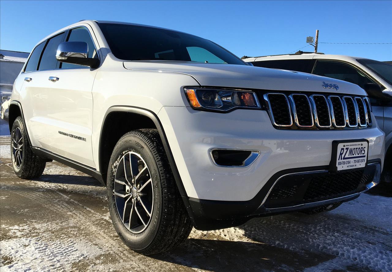 2017 jeep grand cherokee 4x4 limited 4dr suv in hettinger for Rz motors inc hettinger nd
