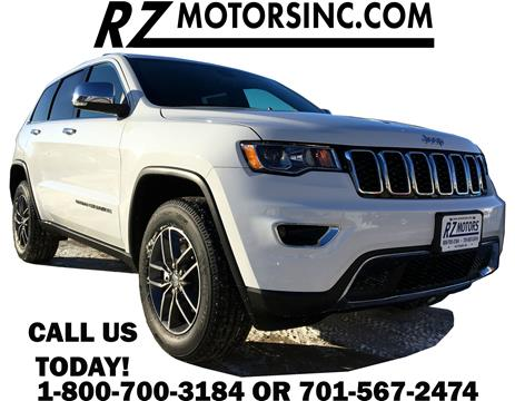 2017 Jeep Grand Cherokee for sale in Hettinger, ND