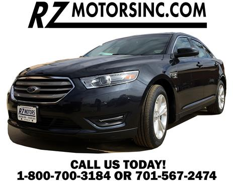 2017 Ford Taurus for sale in Hettinger, ND