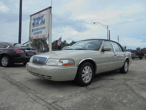 2004 Mercury Grand Marquis for sale in Auburndale, FL