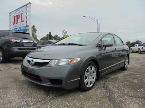 2010 Honda Civic for sale in Auburndale, FL