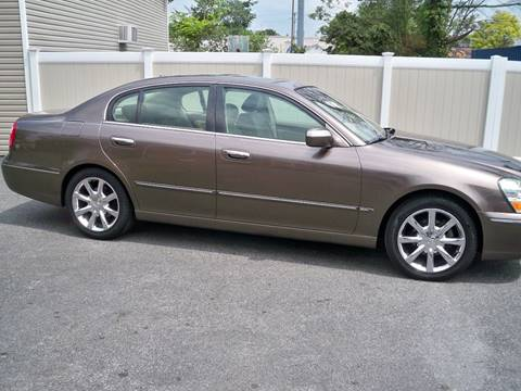 2005 Infiniti Q45 for sale in Gwynn Oak, MD