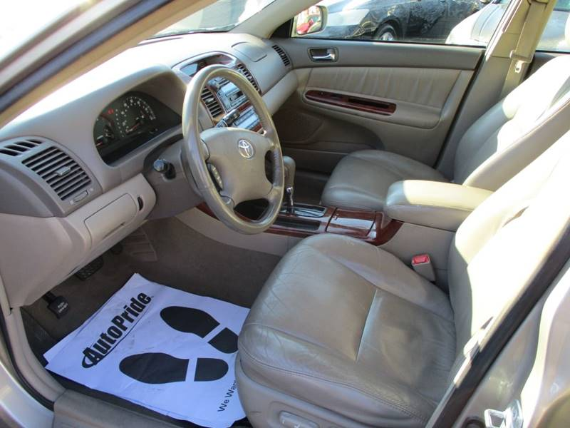 2004 Toyota Camry Xle V6 4dr Sedan In Gwynn Oak Md J B Auto Sales