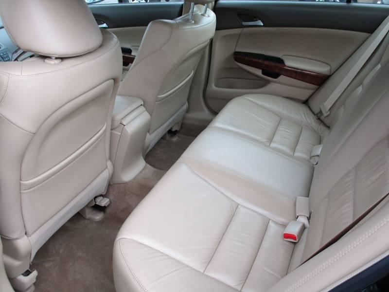 2009 Honda Accord EX-L V6 4dr Sedan 5A w/Navi In Gwynn Oak