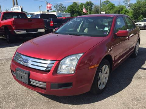 2006 ford fusion for sale in indianapolis in. Cars Review. Best American Auto & Cars Review