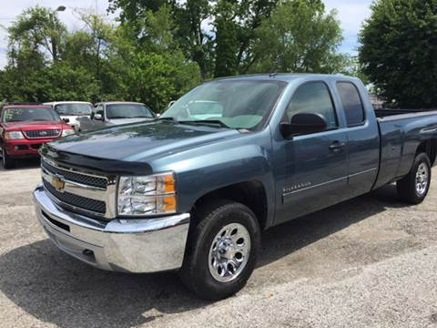 2013 Chevrolet Silverado 1500 for sale in Indianapolis, IN