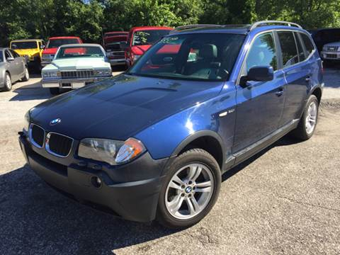 2004 BMW X3 for sale in Indianapolis, IN