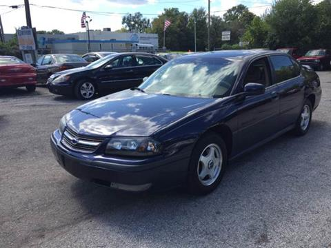 2000 Chevrolet Impala for sale in Indianapolis, IN