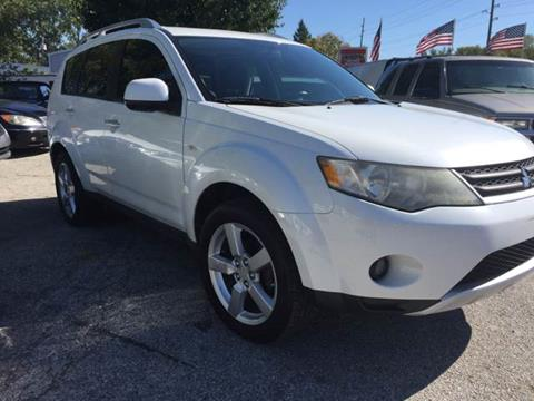 2007 Mitsubishi Outlander for sale in Indianapolis, IN