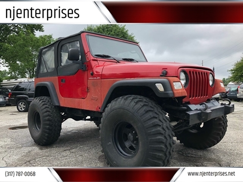 1997 Jeep Wrangler for sale in Indianapolis, IN