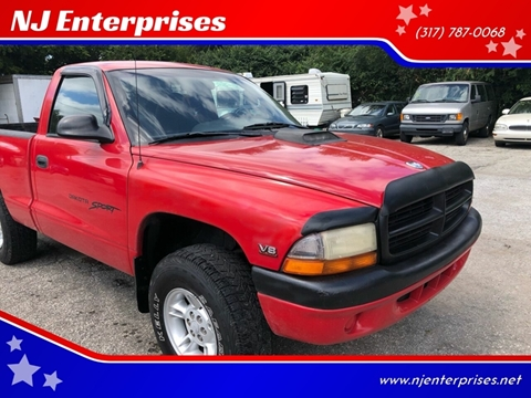 1997 Dodge Dakota for sale in Indianapolis, IN