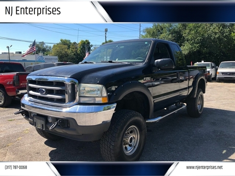 2003 Ford F-250 Super Duty for sale in Indianapolis, IN