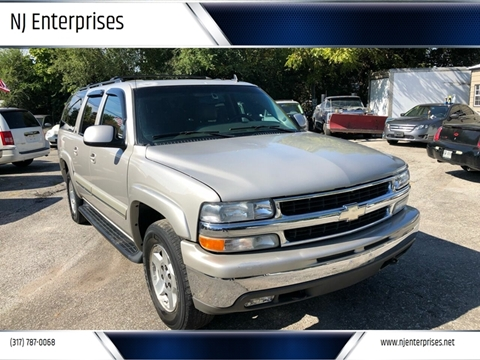 2006 Chevrolet Suburban for sale in Indianapolis, IN