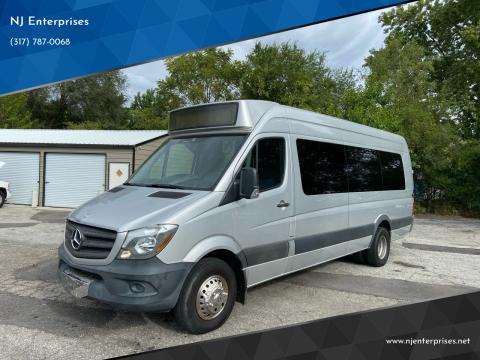 2014 Mercedes-Benz Sprinter Cargo for sale at NJ Enterprises in Indianapolis IN