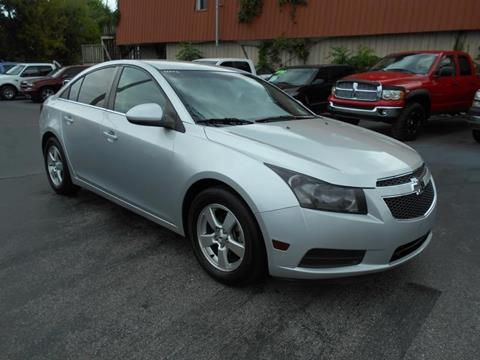2014 Chevrolet Cruze for sale in Henderson, KY