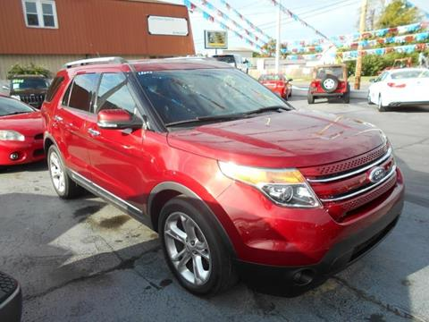 2014 Ford Explorer for sale in Henderson, KY