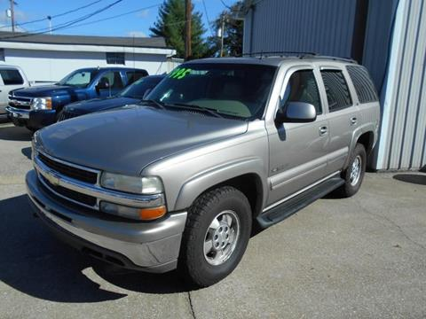 2002 Chevrolet Tahoe for sale in Henderson, KY