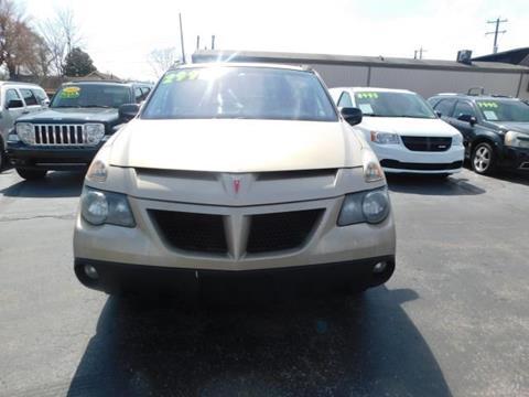 2005 Pontiac Aztek for sale in Henderson, KY
