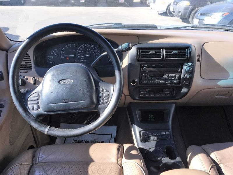 1998 Ford Explorer for sale at Twin City Motors in Grand Forks ND
