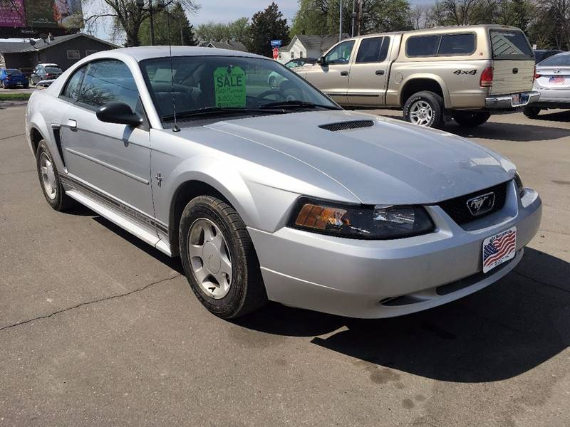 2001 Ford Mustang for sale at Twin City Motors in Grand Forks ND