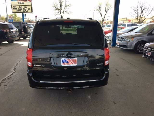2013 Dodge Grand Caravan for sale at Twin City Motors in Grand Forks ND