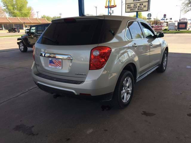 2013 Chevrolet Equinox for sale at Twin City Motors in Grand Forks ND