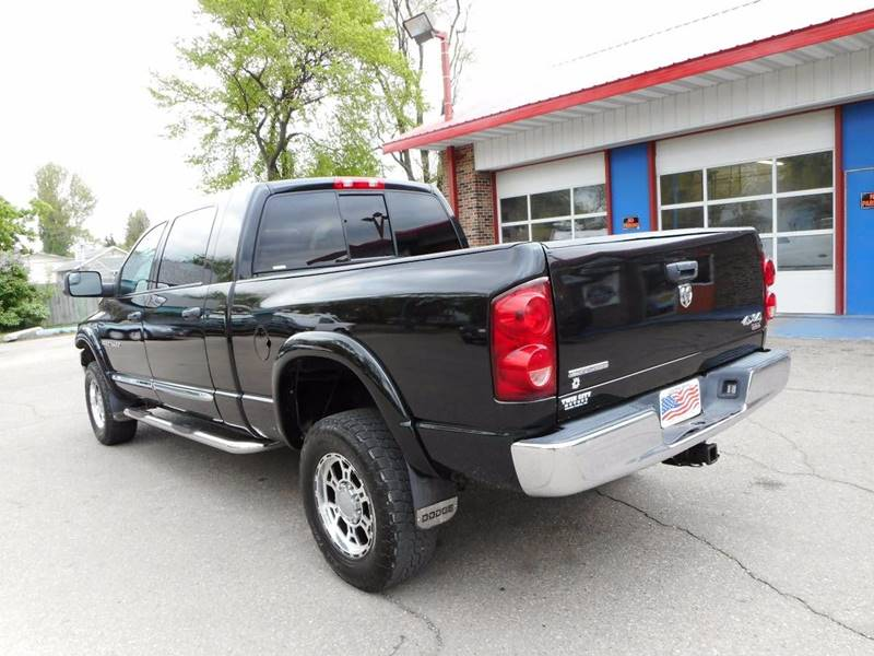 2007 Dodge Ram Pickup 1500 for sale at Twin City Motors in Grand Forks ND