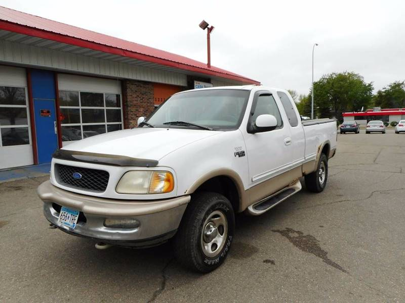 1997 Ford F-150 for sale at Twin City Motors in Grand Forks ND