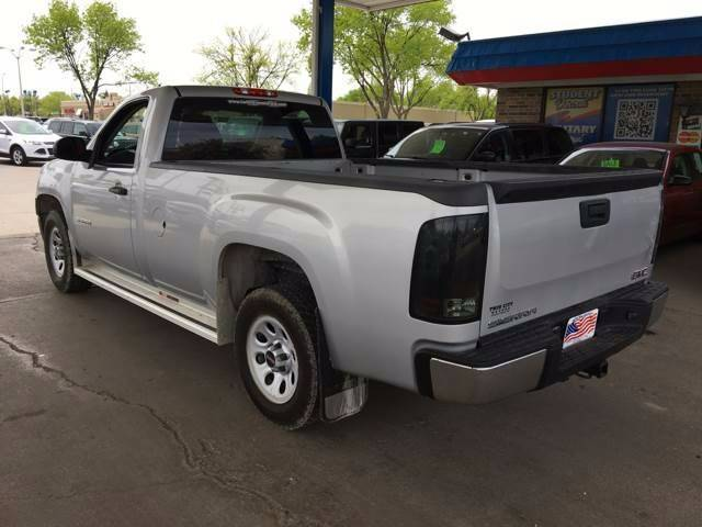 2011 GMC Sierra 1500 for sale at Twin City Motors in Grand Forks ND