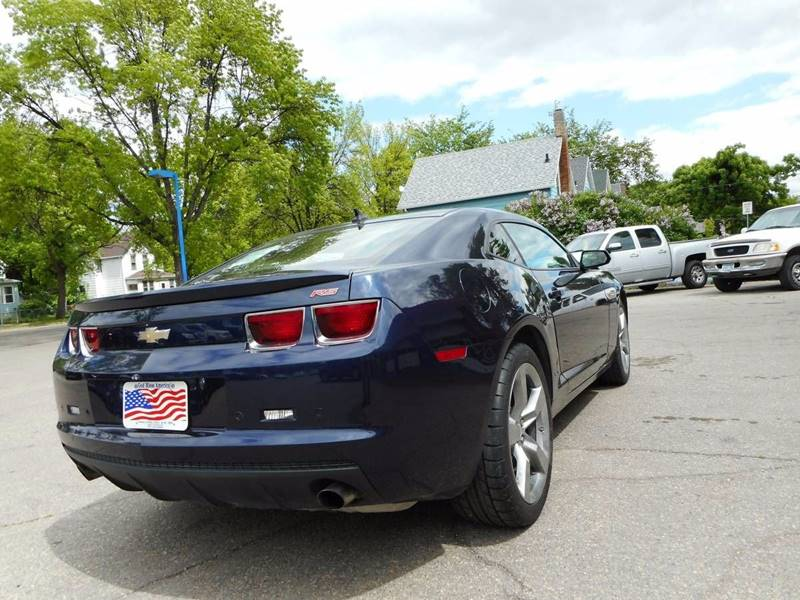2011 Chevrolet Camaro for sale at Twin City Motors in Grand Forks ND